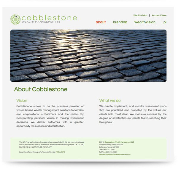 Cobblestonewealth.com