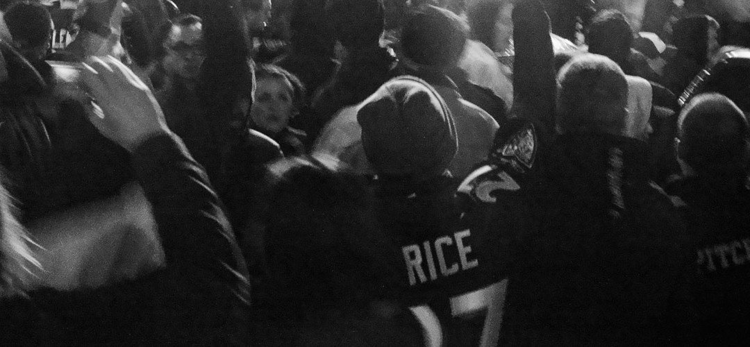 Baltimore Ravens' Superbowl Celebration