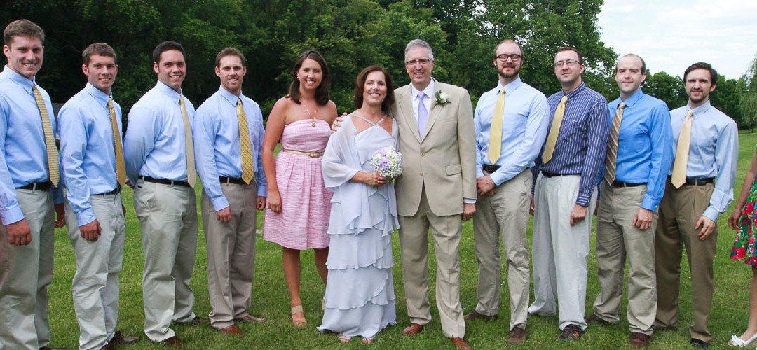 Layer's Wedding