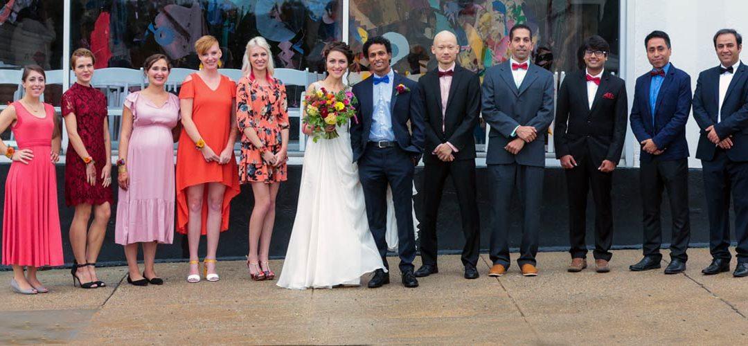 Sarah + Jak's Wedding