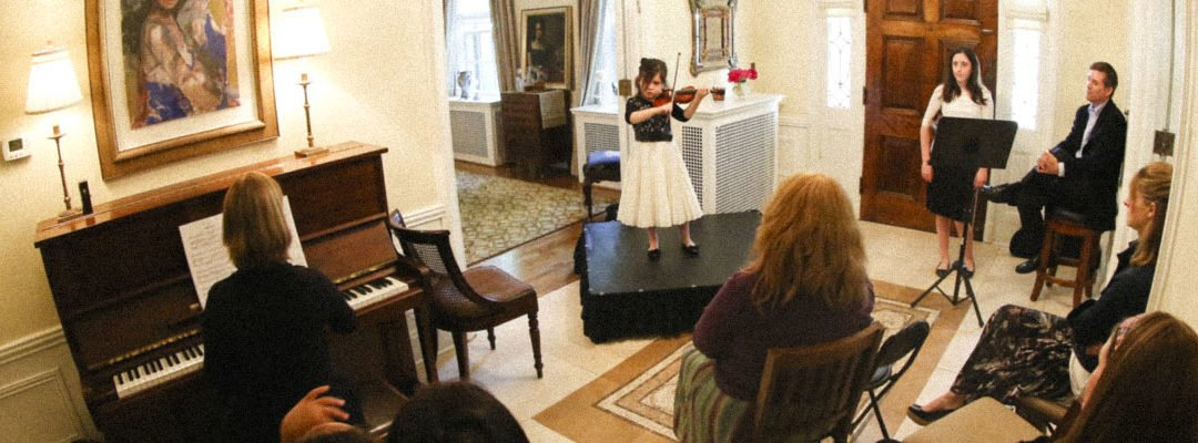 Miss Emily Violin: Private Concert