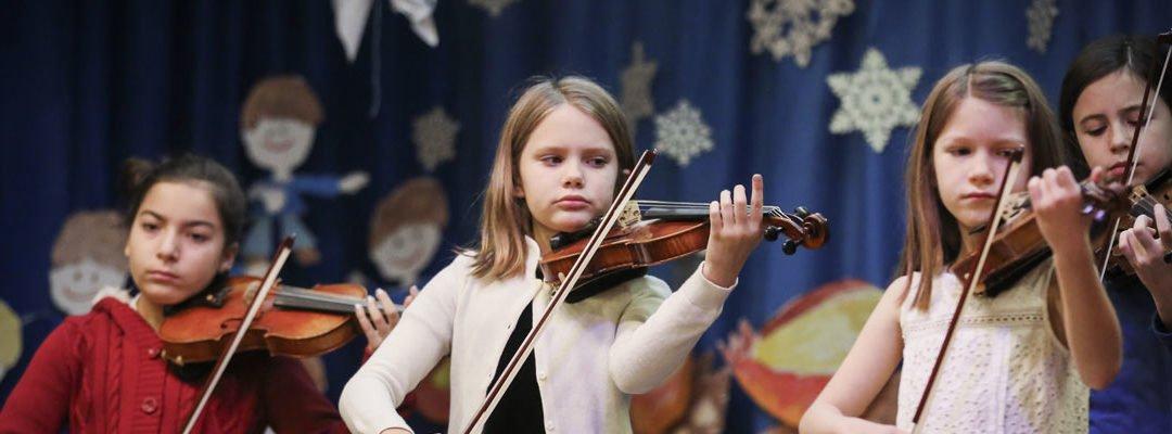 Miss Emily Violin: Studio Concert